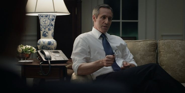 Avaya 9630 telephone in HOUSE OF CARDS: CHAPTER 10 (2013) TV Show Product Placement