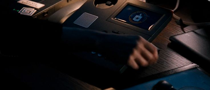 Avaya telephone in JASON BOURNE (2016) Movie Product Placement