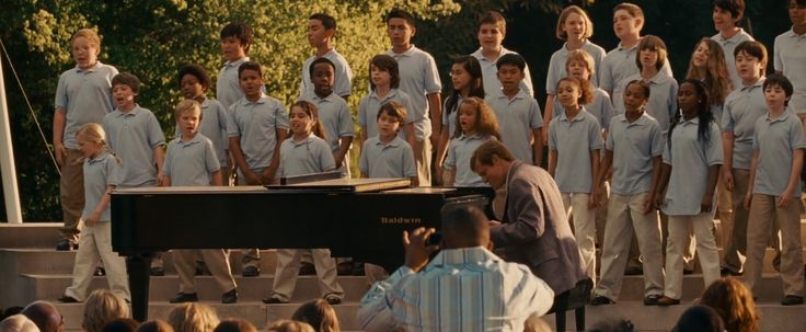 Baldwin piano played by Woody Harrelson in SEVEN POUNDS (2008) - Movie Product Placement
