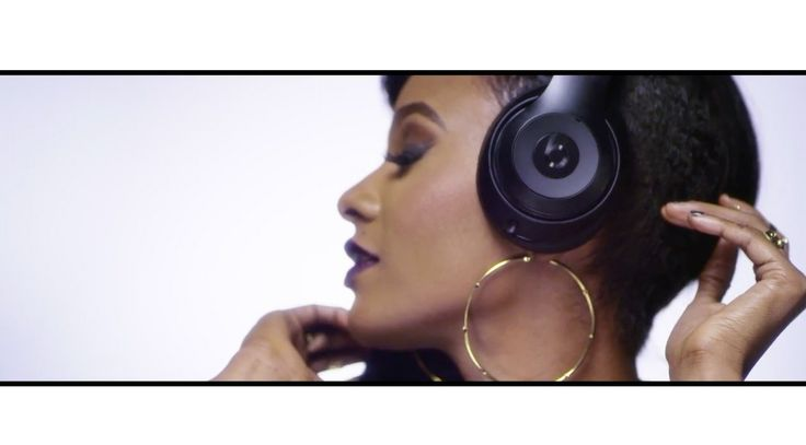 Beats by Dre headphones in THEY DON'T KNOW (REMIX) by Rico Love (2014) Official Music Video Product Placement