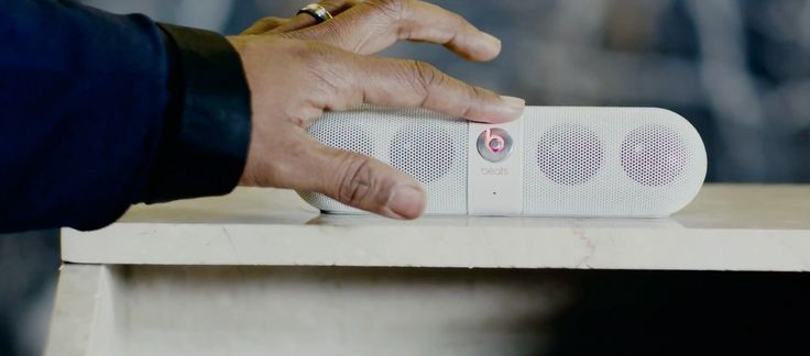 Beats by Dre Pill portable loudspeaker in BITCH DON'T KILL MY VIBE by Kendrick Lamar (2013) Official Music Video Product Placement