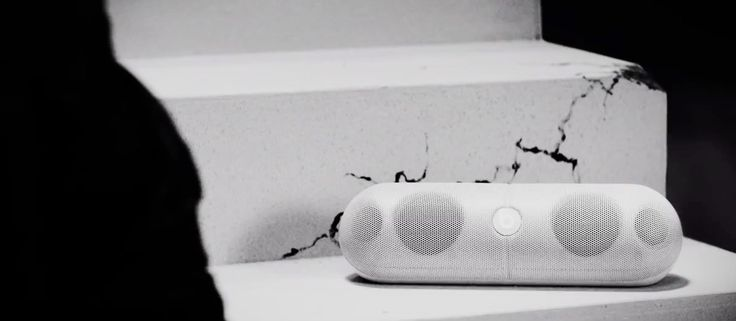 Beats by Dre Pill XL speaker in BLESSINGS by Big Sean (2015) Official Music Video Product Placement