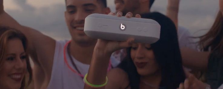 Beats by Dre speaker in ONLY LOVE by Shaggy (2016) Official Music Video Product Placement