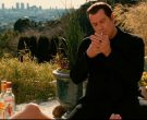 Beefeater gin in BE COOL (2005)