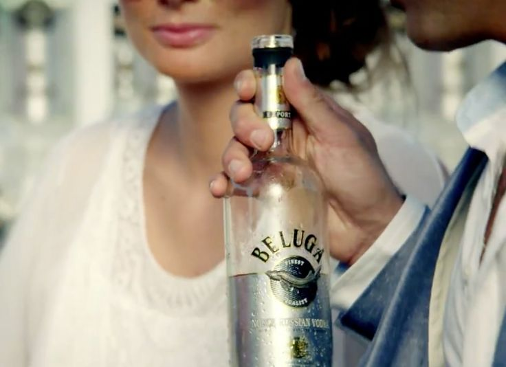 Beluga vodka in LIVE IT UP by Jennifer Lopez (2013) Official Music Video Product Placement