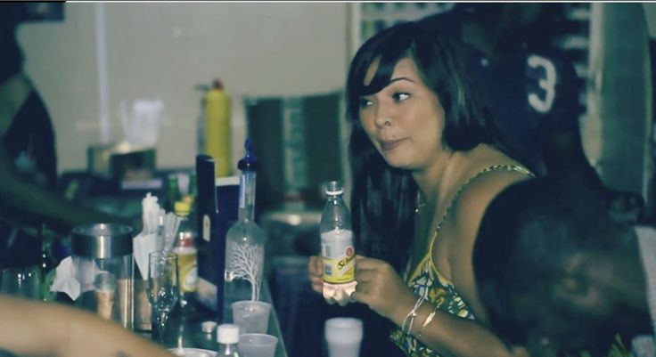 Belvedere vodka and Schweppes - Rihanna - Cheers Official Music Video Product Placement