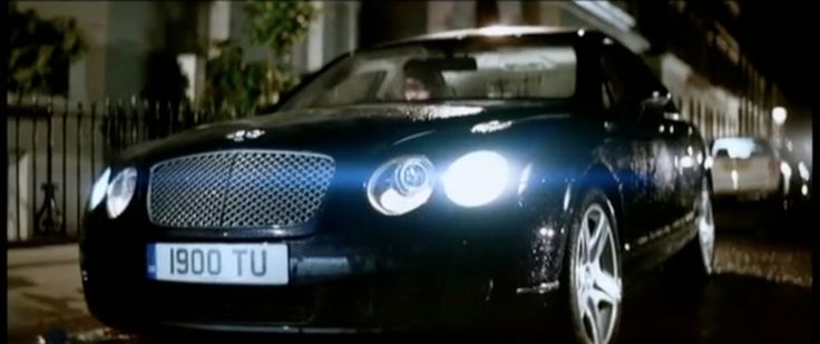 Bentley Continental Flying Spur car in AYO TECHNOLOGY by 50 Cent (2007) Official Music Video Product Placement