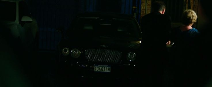 Bentley Continental GT (2005) car in THE PURGE: ANARCHY (2014) - Movie Product Placement