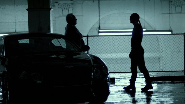 Bentley Continental GT (2011) car in DAREDEVIL: STICK (2015) TV Show Product Placement