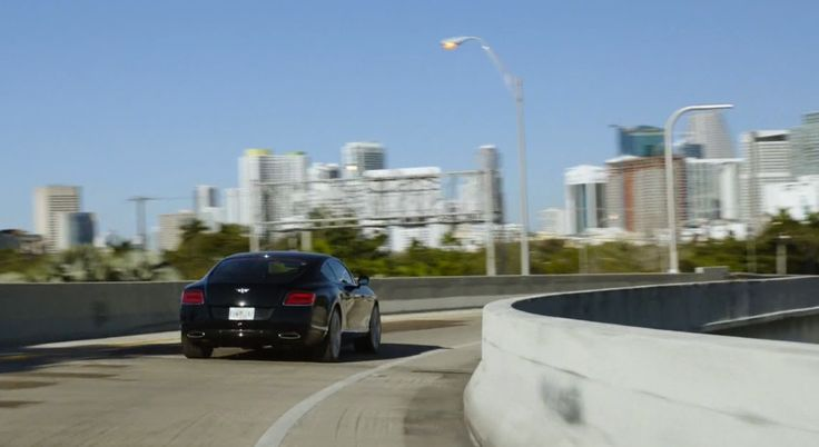 Bentley Continental GT (2012) car in BALLERS: PILOT (2015) - TV Show Product Placement