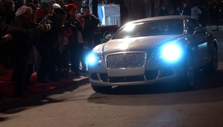 Bentley Continental GT (2012) car in EMPIRE: OUR DANCING DAYS (2015) - TV Show Product Placement