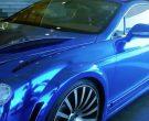 Bentley Continental GT car in RAP $TAR by Tyga (2015)