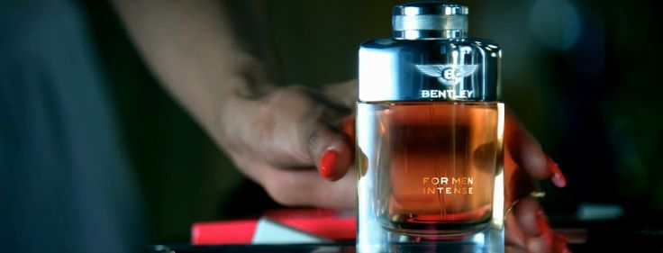 Bentley Fragrances in I'M OUT by Ciara (2013) Official Music Video Product Placement