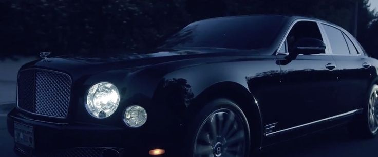 Bentley Mulsanne Car in DON'T C ME COMIN by Tyga (2015) - Official Music Video Product Placement