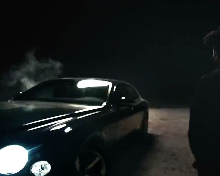 Bentley Mulsanne car in TELL YOUR FRIENDS by The Weeknd (2015) - Official Music Video Product Placement
