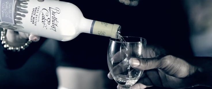 Birthday Cake wine in MADE ME (REMIX) by Snootie Wild (2014) Official Music Video Product Placement