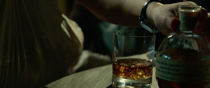 Blanton's whisky in JOHN WICK (2014) Movie Product Placement