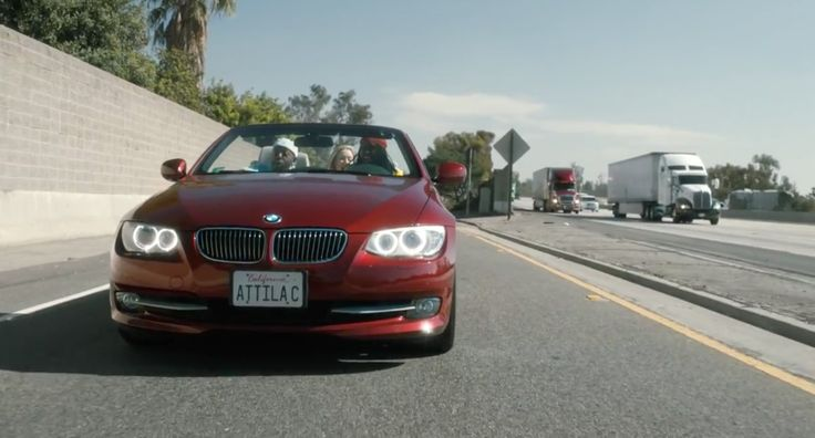 BMW 328i [E93] car in FANCY by Iggy Azalea (2014) Official Music Video Product Placement