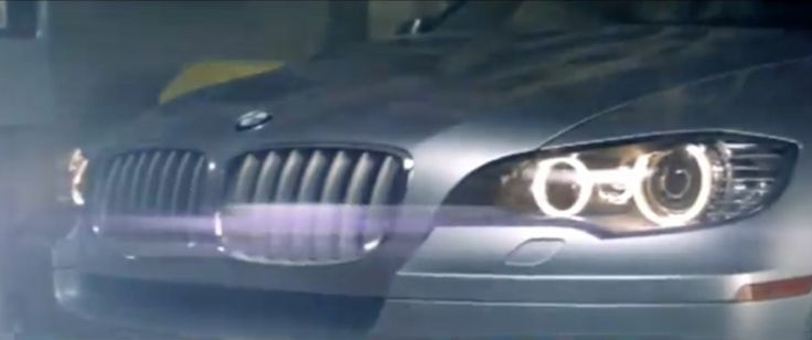 BMW ActiveHybrid X6 [E72] car in ROCK THAT BODY by The Black Eyed Peas (2010) Music Video Product Placement