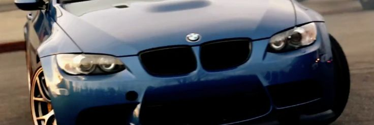 BMW car in CHASE THE PAPER by 50 Cent (2014) - Official Music Video Product Placement