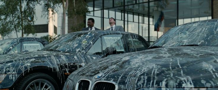 BMW Z3 Coupé [E36/8]  - FIGHT CLUB (1999) - Movie Product Placement
