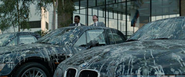 BMW Z3 Coupé [E36/8]  - FIGHT CLUB (1999) Movie Product Placement
