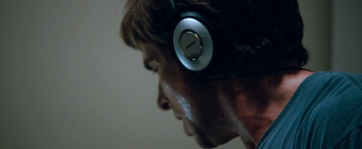 Bose headphones worn by Christian Bale in THE BIG SHORT (2015) Movie Product Placement