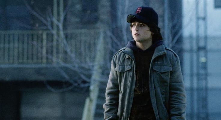 Boston Red Sox cap worn by Justin Chatwin in WAR OF THE WORLDS (2005) - Movie Product Placement