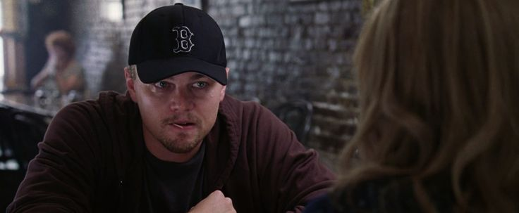 Boston Red Sox cap - THE DEPARTED (2006) - Movie Product Placement