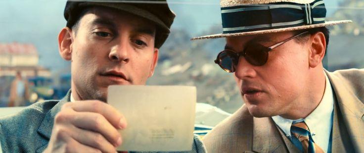 Bottega Veneta Men's Sunglasses - The Great Gatsby (2013) Movie Product Placement