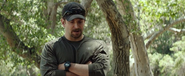 Bowtech, Wiley X Saint, Champion & Casio G-Shock - American Sniper (2014) Movie Product Placement