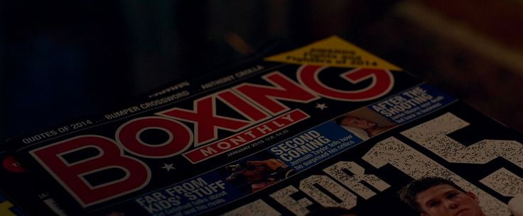 Boxing Monthly magazine in CREED (2015) Movie Product Placement