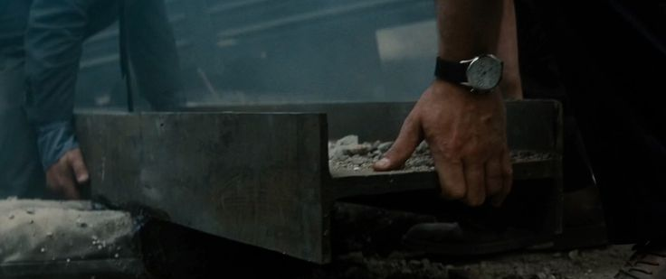 Breguet 7047PT watch worn by Ben Affleck in BATMAN V SUPERMAN: DAWN OF JUSTICE (2016) Movie Product Placement