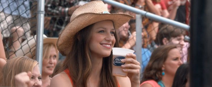 Bud Light plastic cup in THE LONGEST RIDE (2015) Movie Product Placement