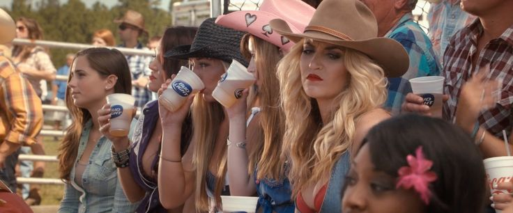 Bud Light plastic cups in THE LONGEST RIDE (2015) Movie Product Placement