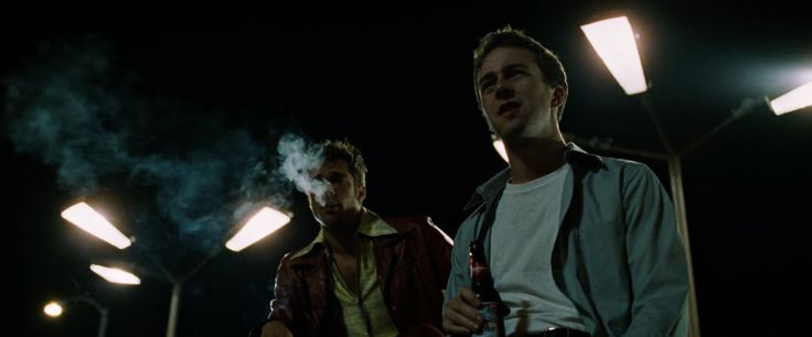 Budweiser - FIGHT CLUB (1999) - Movie Product Placement