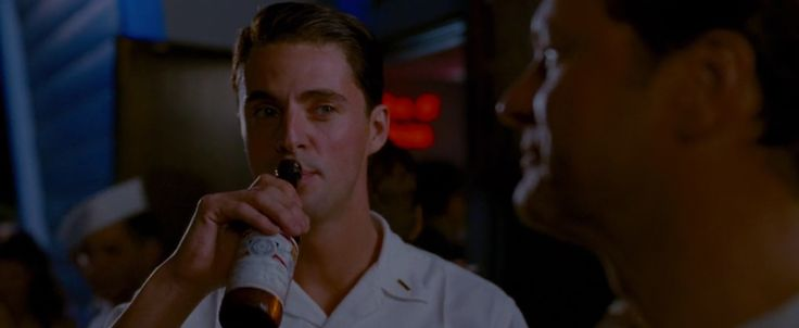 Budweiser beer in A Single Man (2009) - Movie Product Placement