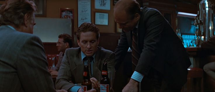 Budweiser beer - Basic Instinct (1992) Movie Product Placement