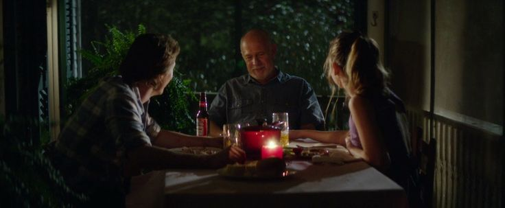 Budweiser beer in THE BEST OF ME (2014) Movie Product Placement