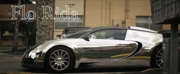 Bugatti Veyron driven by Flo Rida in I CRY (2012) - Official Music Video Product Placement
