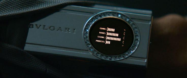 Bulgari accessory in ELYSIUM (2013) Movie Product Placement