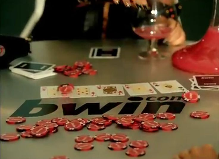 Bwin - Lady Gaga - Poker Face - Official Music Video Product Placement