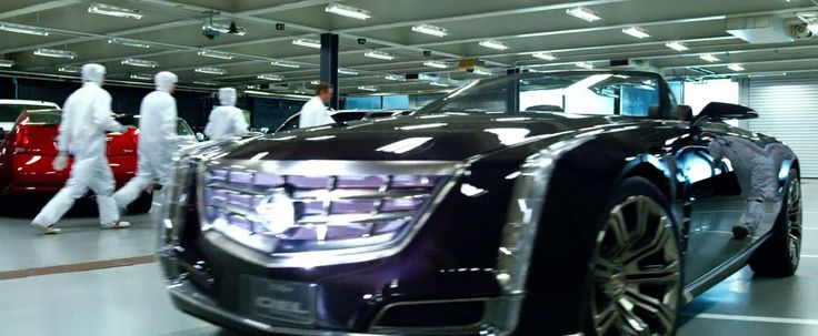 Cadillac Ciel Car - Transformers: Age of Extinction (2014) Movie Product Placement