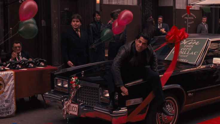Cadillac Eldorado - THE GODFATHER: PART III (1990) Movie Product Placement