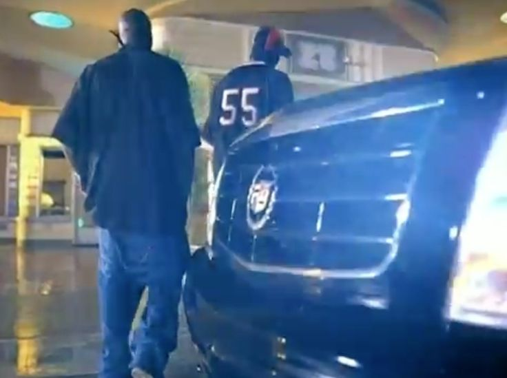 Cadillac Escalade SUV in HOLIDAE IN by Chingy (2003) Official Music Video Product Placement