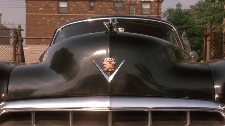 Cadillac Fleetwood 60 Special (1949) - GOODFELLAS (1990) Movie Product Placement