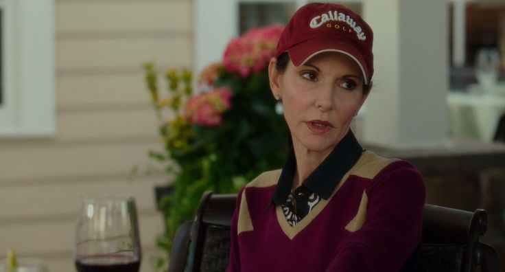 Callaway golf cap in THE BOSS (2016) Movie Product Placement