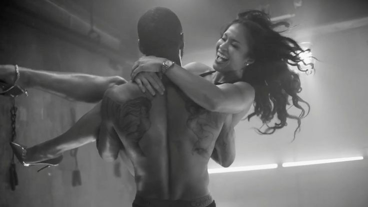 Calvin Klein underwear worn by Trey Songz in NA NA (2014) Official Music Video Product Placement