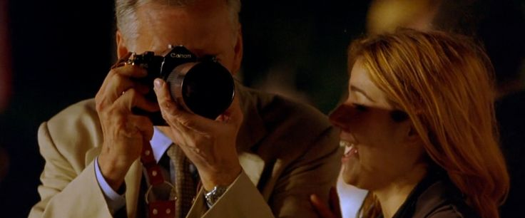 Canon camera - ANY GIVEN SUNDAY (1999) - Movie Product Placement