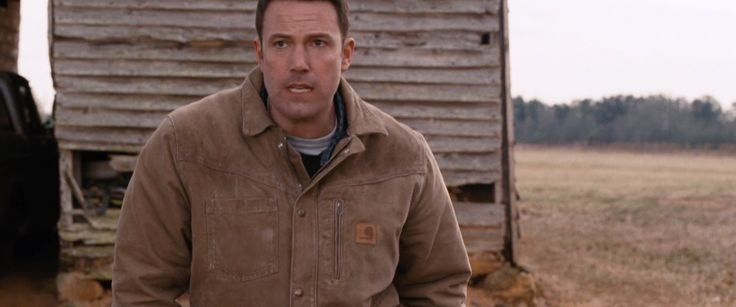 Carhartt jacket worn by Ben Affleck in THE ACCOUNTANT (2016) Movie Product Placement